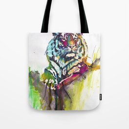 Mellow Kitty Tote Bag
