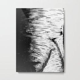 texture dead tree Metal Print