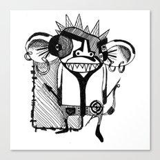 PLAY CUPID Canvas Print