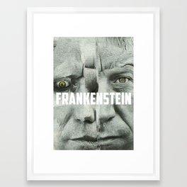 Split Ego Framed Art Print