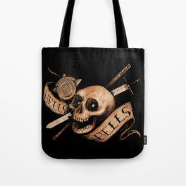 Hell's Bells Tote Bag