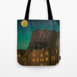 Scotland, Edinburgh Tote Bag
