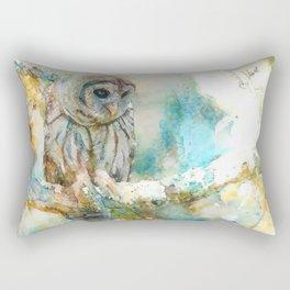 Morning Hunt Rectangular Pillow