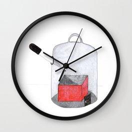(ex)Tender Wall Clock