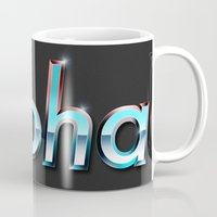 aloha Mugs featuring Aloha by Ricca Design Co.