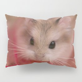 Dwarf Hamster Pillow Sham