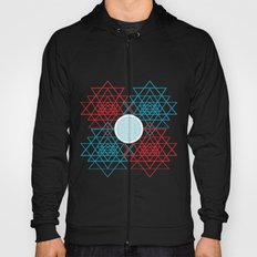 Geometrical 001  Hoody