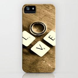all people need iPhone Case