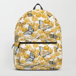 Butterflies 'n Roses Backpack