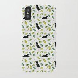 Lounging Labs x Rah Rah iPhone Case