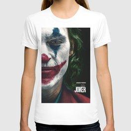Joker Movie Poster, Joaquin Phoenix Poster, Movie Poster Printable Wall Art, Digital Downloads, Home Decor Wall Art, High Quality Photo T-shirt