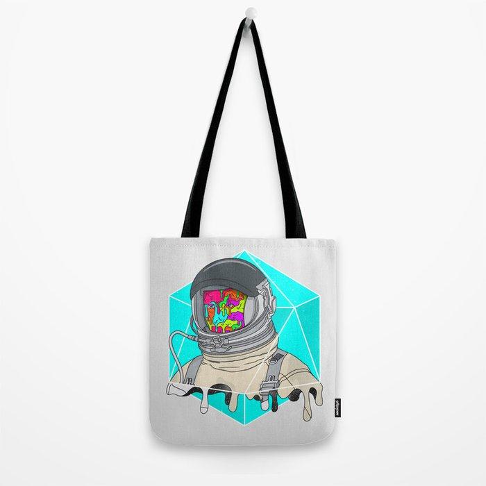 Psychonaut - Light Tote Bag