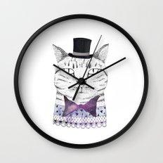 MR. CAT Wall Clock
