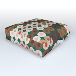Breast Wishes (green) Outdoor Floor Cushion