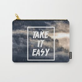 Take it easy on the mountains! Carry-All Pouch