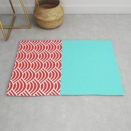 Japanese Pattern Rug