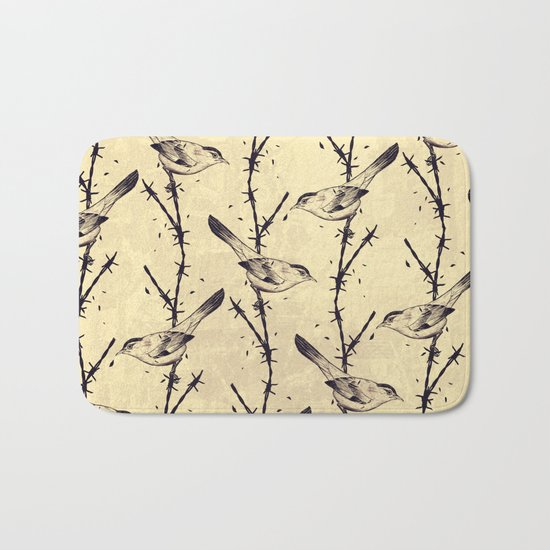 Freedom Birds Bath Mat