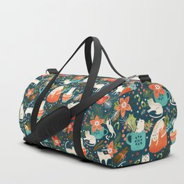 Spicy Kittens Duffle Bag
