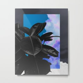 Gleaf Metal Print