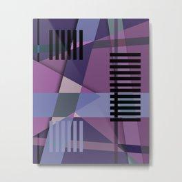 Bauhaus No. 410 Metal Print