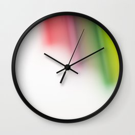 Paint Your Life Wall Clock