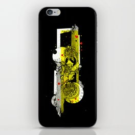 Alansis iPhone Skin