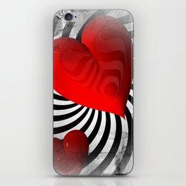 love is everywhere -2- iPhone Skin