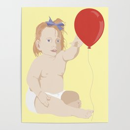 BOW BABY Poster