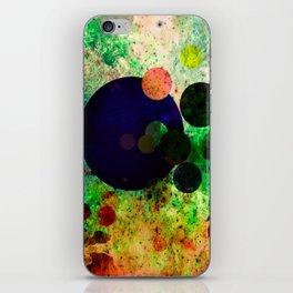 gagarin2 iPhone Skin