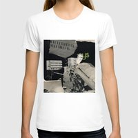 architect T-shirts featuring Behind the architect III by Paul Prinzip