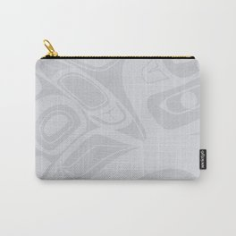 Eagle Fin Orca Grey Lund Carry-All Pouch