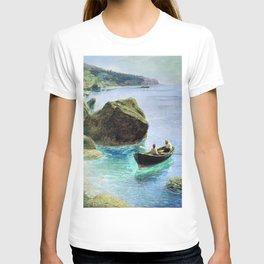 Simeiz 1899 By Lev Lagorio | Reproduction | Russian Romanticism Painter T-shirt