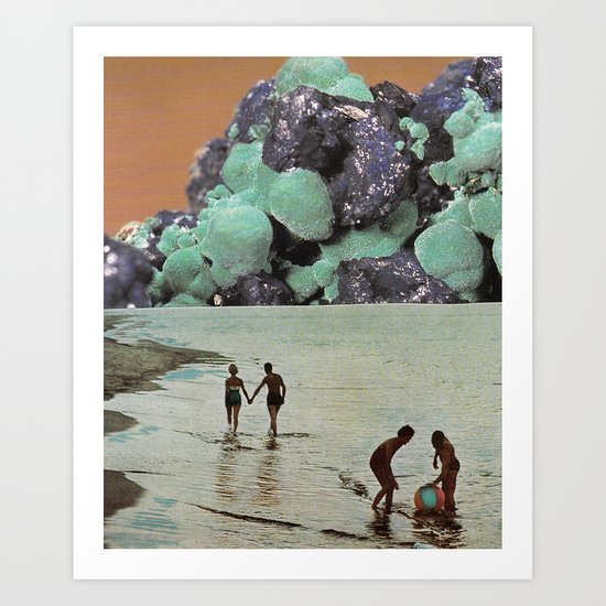 We Can Always Afford The Luxury Of Dreaming Art Print