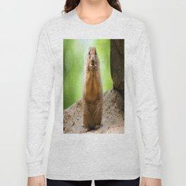 Black Tailed Prairie dog Long Sleeve T-shirt