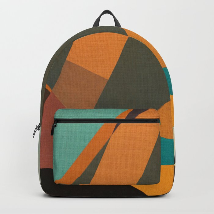 Closed Case Backpack
