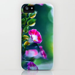 Fading Clarity iPhone Case