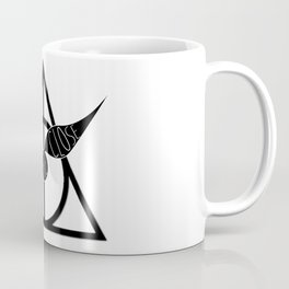 I Open At The Close Deathly Hallows Snitch Coffee Mug