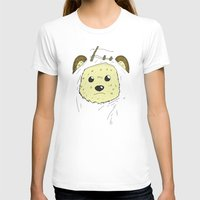 ewok T-shirts featuring Ewok by Demonology7789