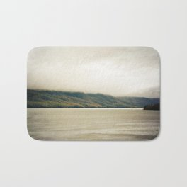 Misty Mountains Bath Mat