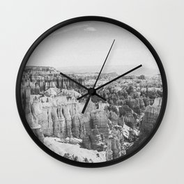 BRYCE CANYON III Wall Clock