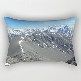 Where There Is No Path Rectangular Pillow