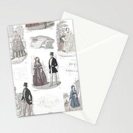 Biedermeier Romance Stationery Cards