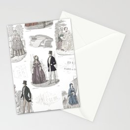 Biedermeier Romance Stationery Cards