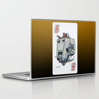 chewbacca Laptop & iPad Skins featuring Retro Chewbacca by InvaderDig