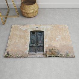 Old fashioned door Rug