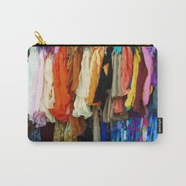 Gypsy Rags and Ruffles Carry-All Pouch