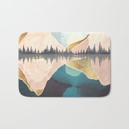 Summer Reflection Bath Mat