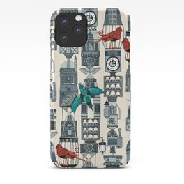 steampunk towers iPhone Case