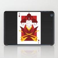 berserk iPad Cases featuring Jack of Diamonds - Warrior Jack by Thirdway Industries Shop