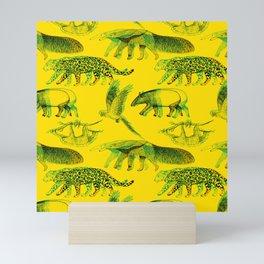 Wildlife of Amazonia IV (#saveamazonia) Mini Art Print
